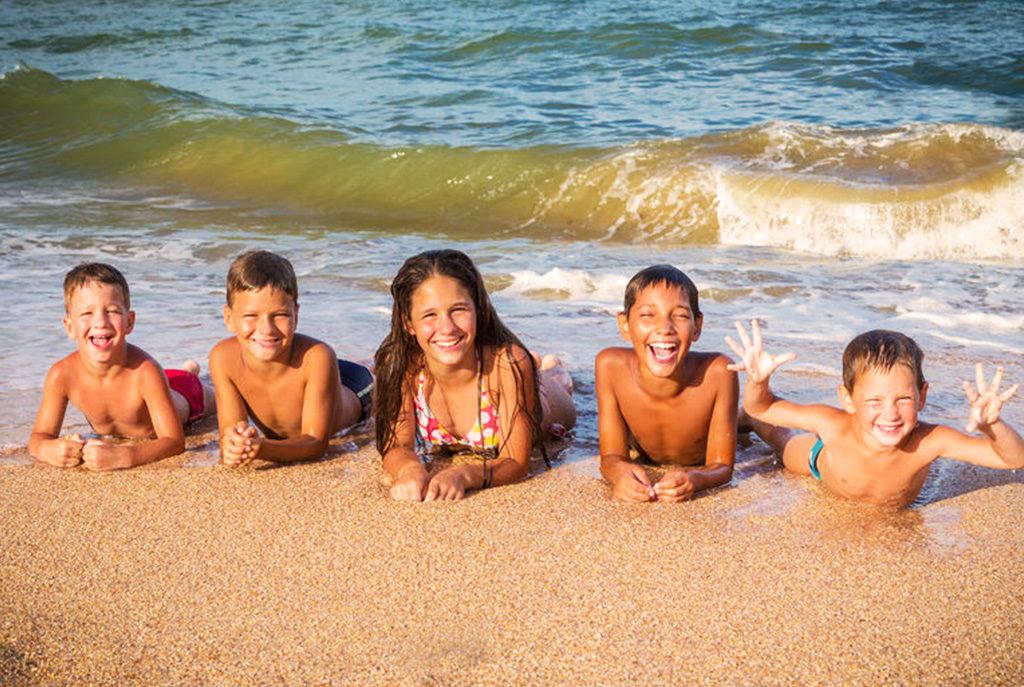 Tanie kolonie dla dzieci nad morzem