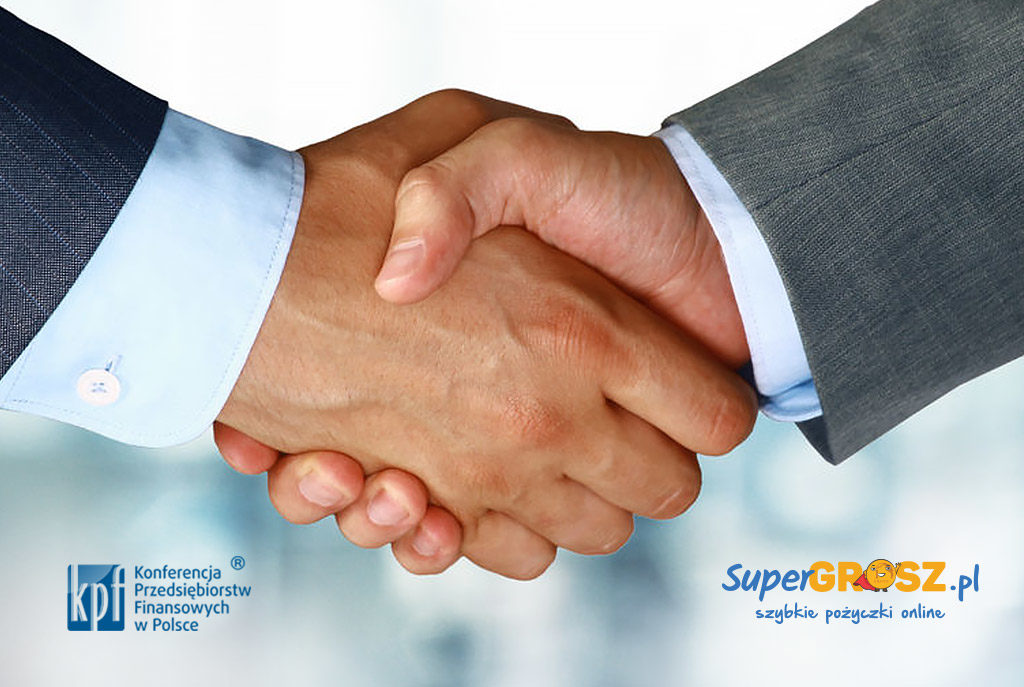 Supergrosz członkiem Konferencji Przedsiębiorstw Finansowych