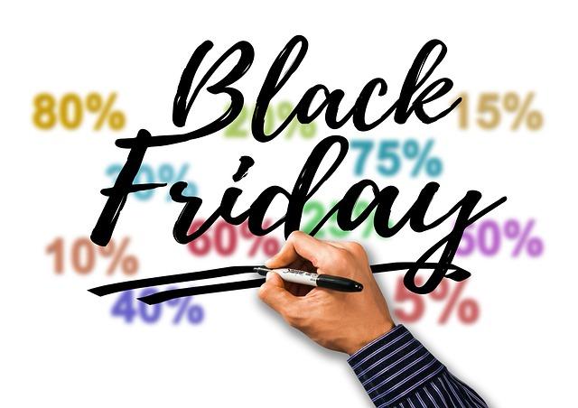 Pożyczka ratalna na Black Friday